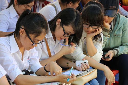 Điểm chuẩn đại học Kinh tế Quốc dân sẽ sớm được công bố