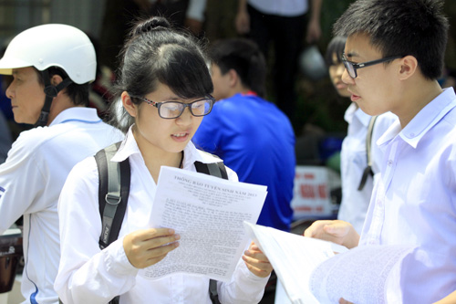 Điểm chuẩn đại học năm 2014 Học viện Tài chính sẽ chính thức đươc công bố sớm