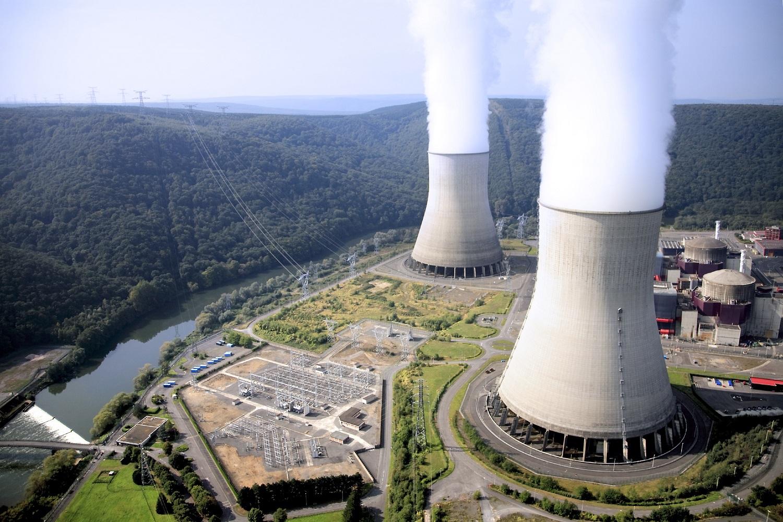 Nhà máy điện hạt nhân Chooze, Pháp