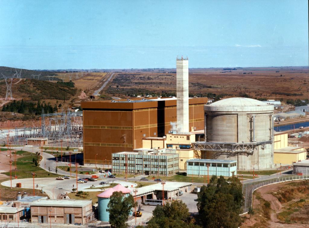 Argentina hiện đang có 3 nhà máy điện hạt nhân đang hoạt động