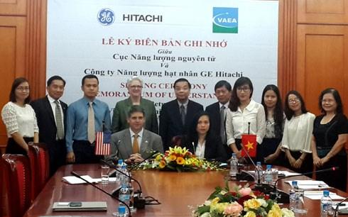 GEH sẽ tiếp tục giúp đỡ Việt Nam trong lĩnh vực điện hạt nhân
