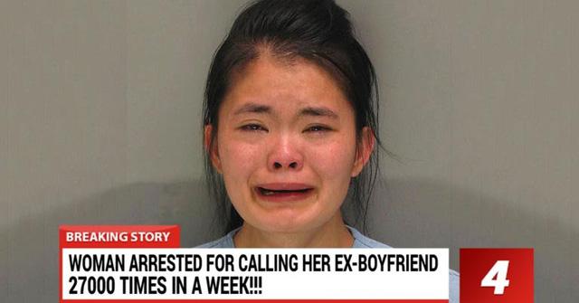 Cô gái 'khủng bố' bạn trai cũ hơn 27.000 cuộc gọi 1 tuần