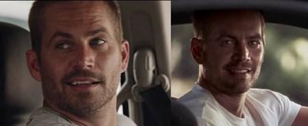 Diễn viên phim Paul Walker thật và giả trong 'Fast and Furious 7'