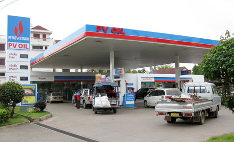 PV Oil có tên trong các doanh nghiệp vi phạm về điều chỉnh giá xăng dầu năm 2014