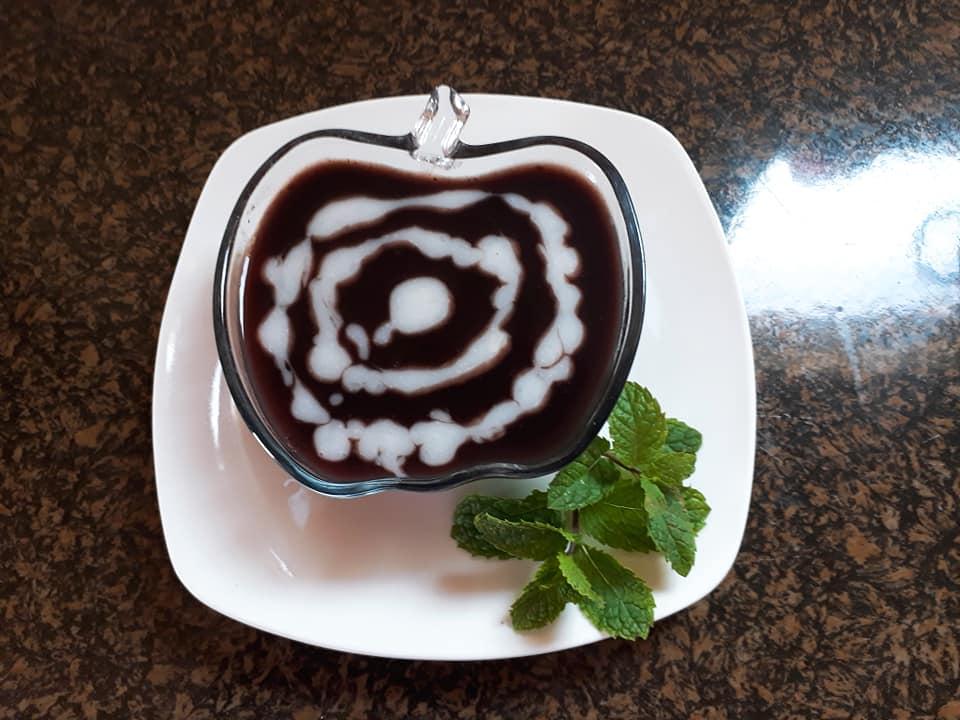 Cách nấu chè đậu đen nước cốt dừa thơm ngon giải nhiệt mùa hè