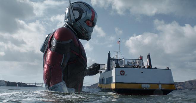 Ant Man and The Wash: Những siêu anh hùng của gia đình