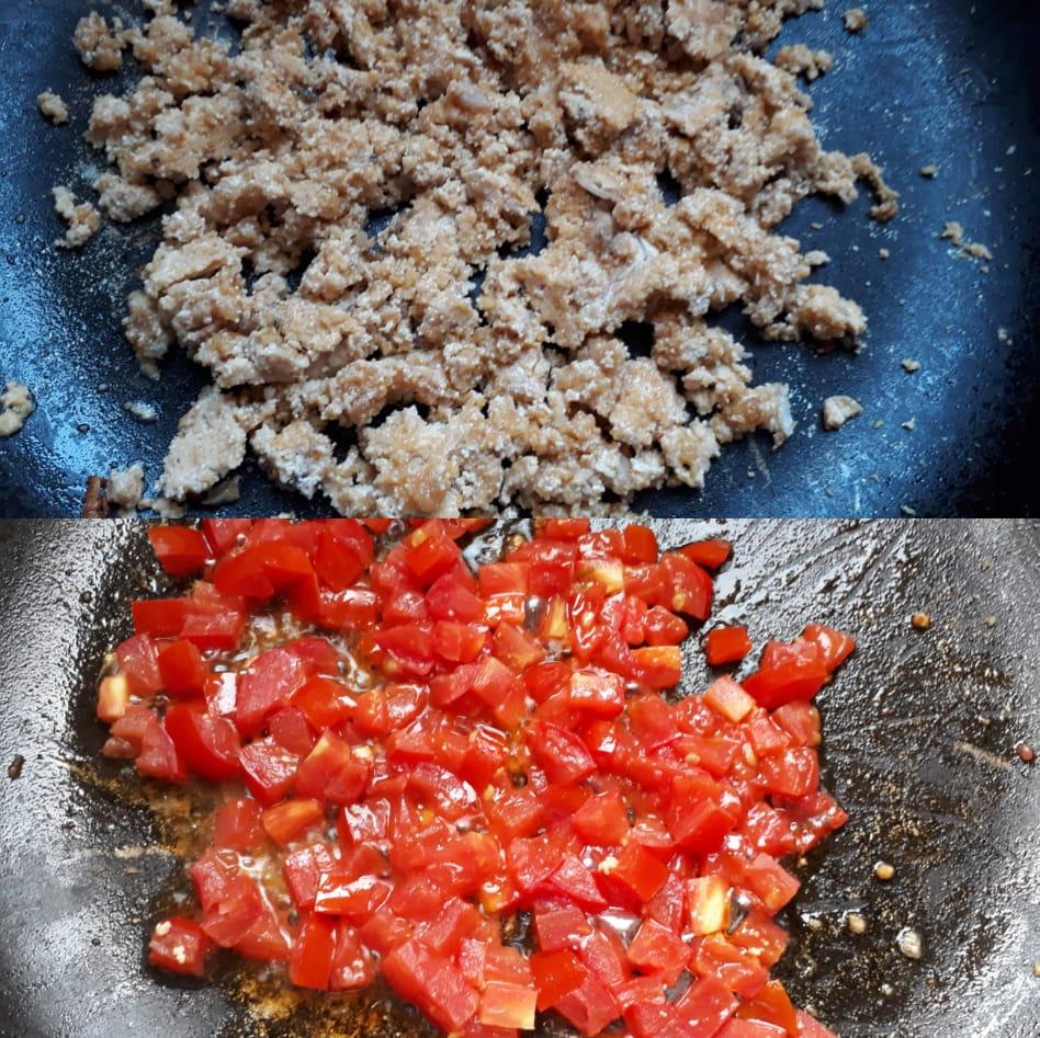 Cách làm món tr?ng cá s?t cà chua c?c ngon t?i nhà