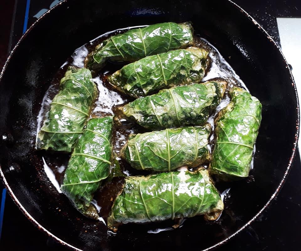 Cách làm món chả lá lốt thịt heo đơn giản, thơm ngon
