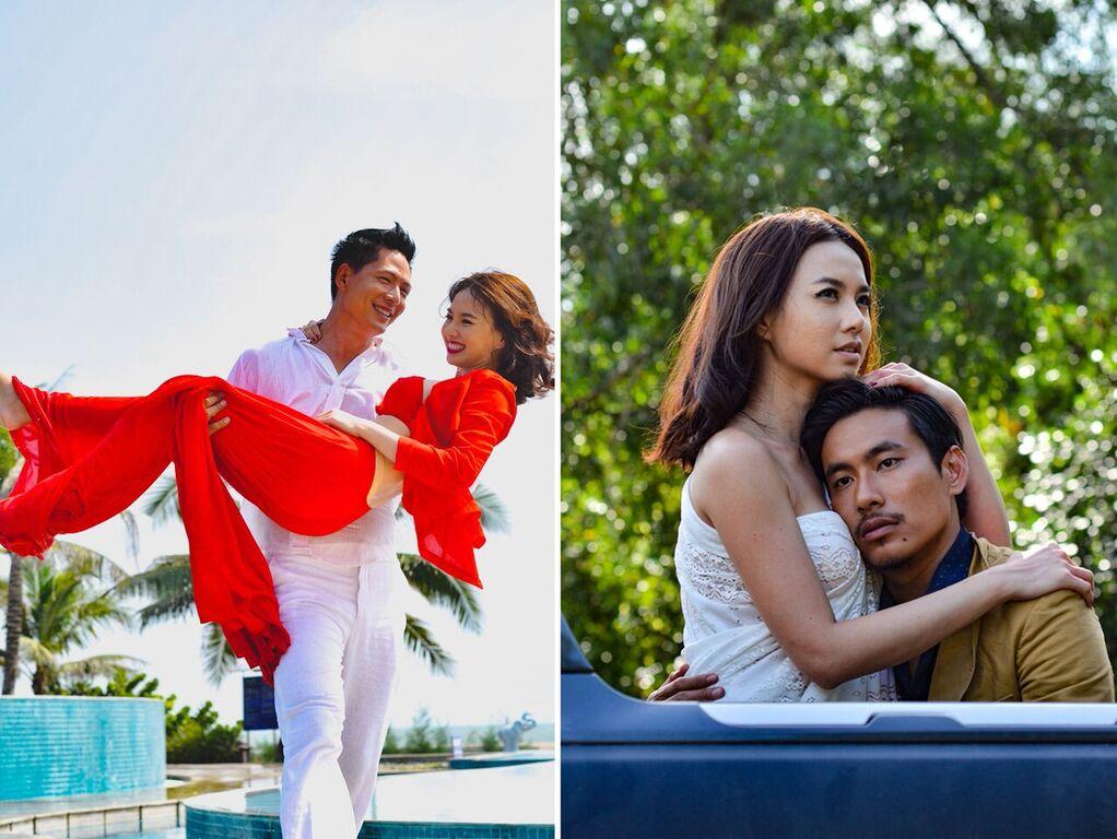 inh Ngọc Diệp 'vướng tình tay ba' sau khi đính hôn cùng Victor Vũ