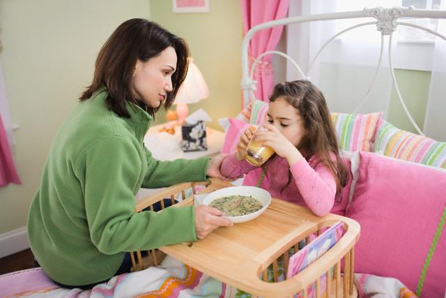 Trẻ bị tiêu chảy cần bổ sung chế độ dinh dưỡng phù hợp