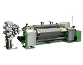 Chân dung máy dệt khí giúp tăng năng suất lao động