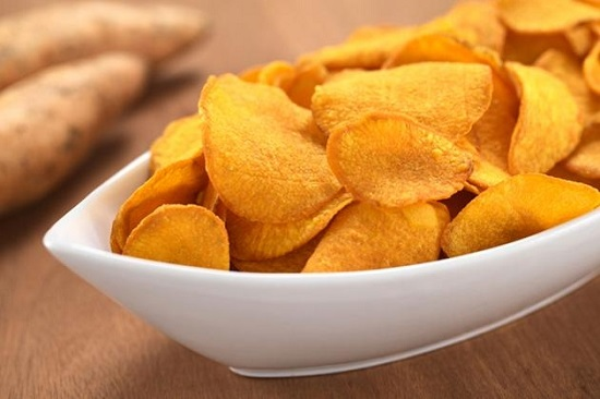 Bim bim khoai tây Jin Jin, một thực phẩm Trung Quốc nổi tiếng bị phát hiện chứa hàm lượng phụ gia cao,