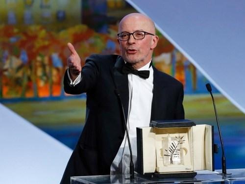Đạo diễn Audiard cùng giải thưởng Cành cọ vàng danh giá