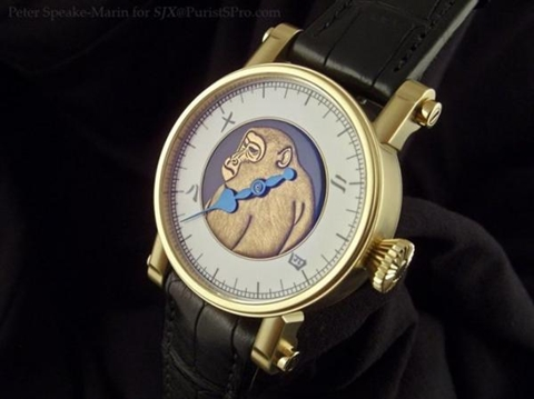 Đồng hồ Speake Marin Shimoda Majestic Monkey