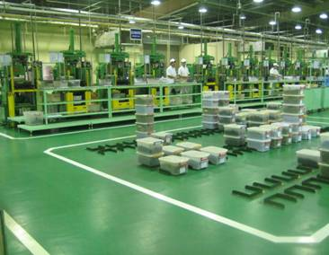 Duy trì hiệu suất thiết bị tổng thể -  TPM để tăng tối đa hiệu suất sử dụng máy móc và cải tiến năng suất