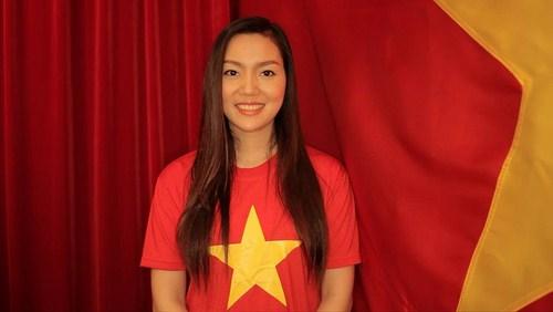 Ca sĩ Nguyễn Ngọc Ánh phụ trách dự án tại Sài Gòn.