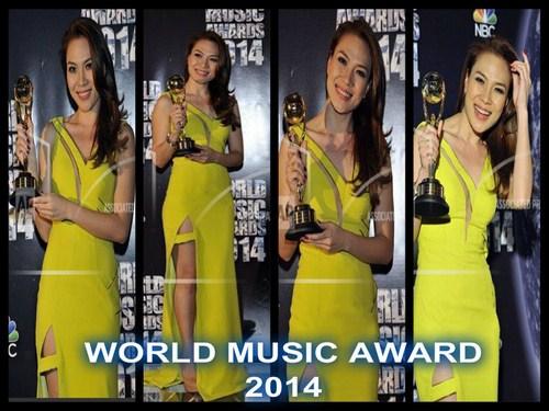 Mỹ Tâm và fan hâm mộ của cô đã thực sự bất ngờ và vỡ òa cảm xúc khi nhận được ba đề cử.