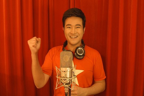 Dự án được khởi động bởi ca sĩ Minh Quân, ca sĩ Ngọc Ánh và Nhà báo Ngô Bá Lục.