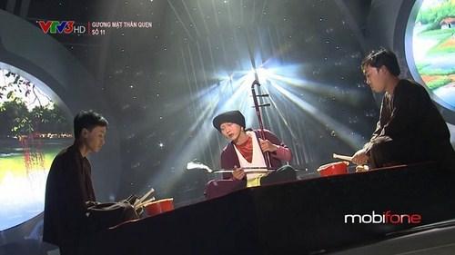 Hoài Lâm với màn biểu diễn xuất thần.