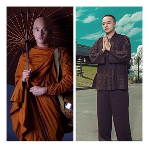 lòng đã hướng về cõi tâm linh để cầu mong tìm thấy hai chữ bình yên nơi cửa Phật