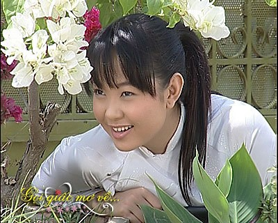 Minh Hằng gây ấn tượng đậm nét với khán giả truyền hình qua vai diễn cô học trò
