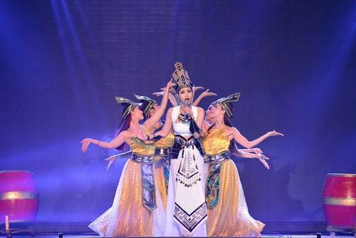 Team ca sĩ Đông Nhi lựa chọn ca khúc Đất nước lời ru và hòa âm mới lạ