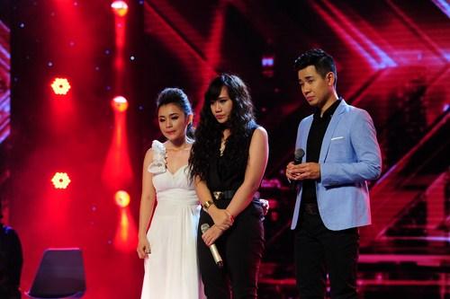 Hà Thị My lại chính là người tiếp theo phải ra về và nhường chỗ cho thí sinh cuối cùng Đan Trang.