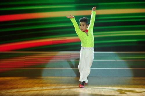 Bước nhảy hoàn vũ nhí 2014 với chất lượng thí sinh chất lượng