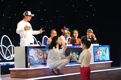 Bước nhảy hoàn vũ nhí - một trong những chương trình truyền hình thực tế tìm kiếm và phát triển năng khiếu về vũ đạo cho các thí sinh nhỏ tuổi