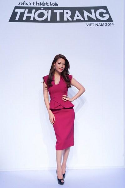 Trương Ngọc Ánh vô cùng quyến rũ khi xuất hiện trong tập 8 của Nhà thiết kế thời trang Việt Nam