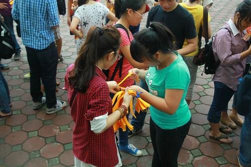 Các hoạt động trên đã thu hút được đông đảo giới trẻ tham gia một cách nhiệt tình, phát huy được sức trẻ, sự năng động, sáng tạo và hơn hết đó là tinh thần vì cộng đồng.