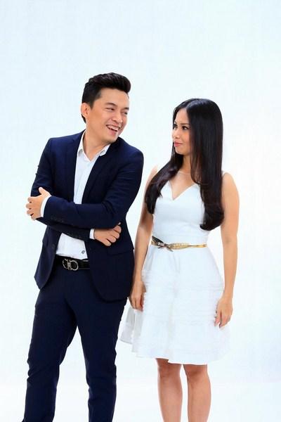 """Cuộc """"đấu khẩu"""" giữa HLV Lam Trường và Cẩm Ly khiến khả trường quay cảm thấy khá bất ngờ và thú vị"""