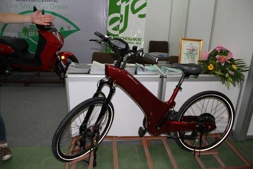 Dòng xe tự sạc điện thông minh nhập khẩu nguyên chiếc từ Châu Âu.