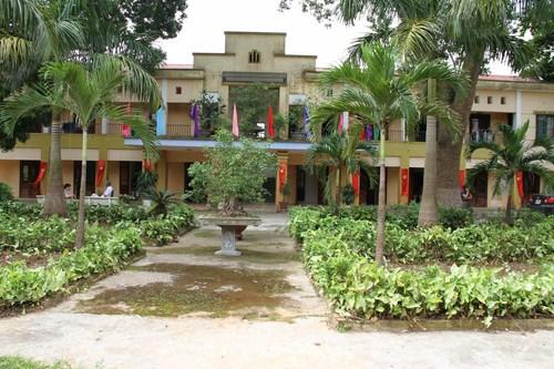 Trung tâm Điều dưỡng Thương binh Thuận Thành (Bắc Ninh)