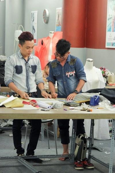 NTK Công Trí sẽ thay Tùng Leo làm cố vấn ở tập 7 Nhà thiết kế thời trang Việt Nam.