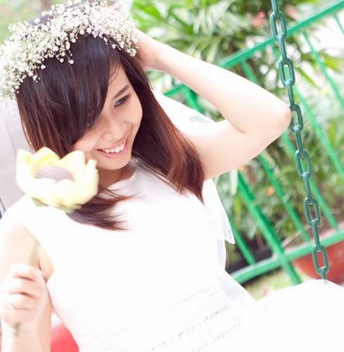 Linh Lan lần đầu tham gia chương trình với ca khúc đề cử Khoảng trống