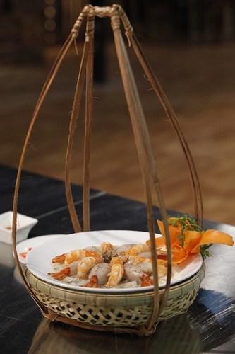 Món ăn mang đậm hương vị của miền Tây sông nước