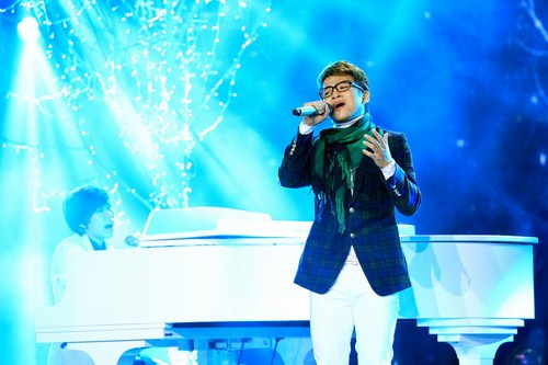 Thái Ngân là thí sinh phải chia tay chương trình vì nhận được ít số phiếu bình chọn nhất