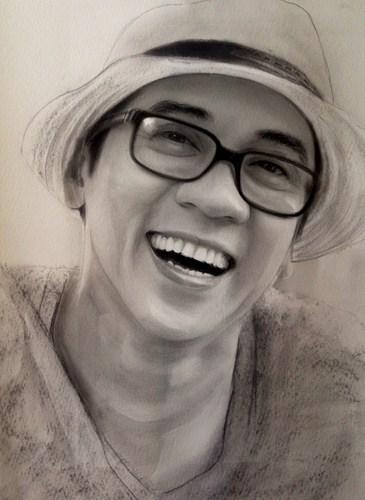 Sự hài hước dạt dào luôn cháy từ tâm của Nghệ sĩ Thành Lộc