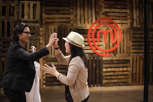 Lê Chi đã nhận được chiếc tạp dề trắng để tiếp tục theo đuổi niềm đam mê