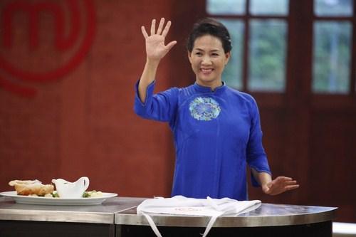 Thu Thủy phải ra về trong đêm Bán kết Vua đầu bếp Việt Nam bởi sự chủ quan và sai lầm của mình