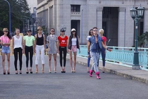 Từng đảm nhiệm vai trò giám khảo Asia Next Top Model và hướng dẫn catwalk tại chương trình Australia's Next Top Model, Adam Williams không chỉ nổi tiếng tại Úc mà còn được biết đến ở Châu Á như một chuyên gia trong lĩnh vực vũ đạo và đào tạo catwalk.