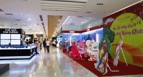 Thiên đường mua sắm ở Vincom Center Bà Triệu
