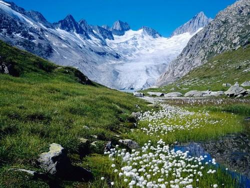 Trải nghiệm tuần trăng mật của Ma Kết ở Thụy Sĩ giàu có. Ảnh minh họa
