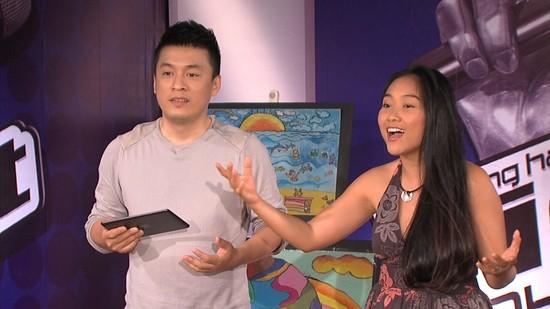 Đoan Trang làm cố vấn cho đội Lam Trường