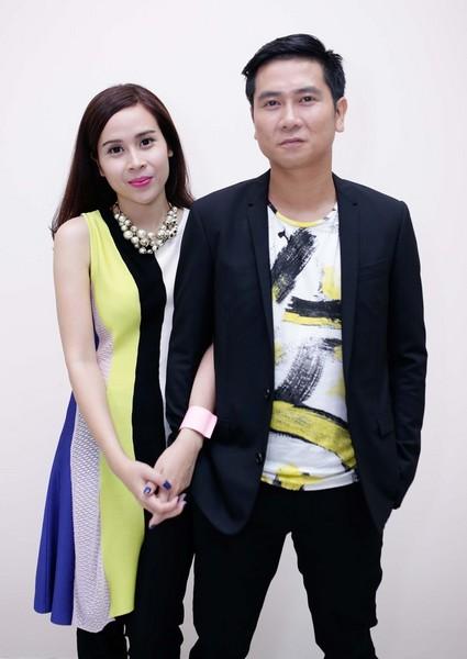 Hai vợ chồng nhạc sĩ Hồ Hoài Anh, ca sĩ Lưu Hương Giang là cặp đôi nghệ sĩ trẻ nổi tiếng