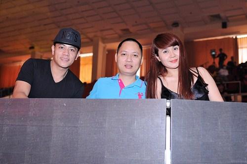 """Giám khảo cuối cùng ngồi vị trí """"cầm cân nảy mực"""" là DJ Nguyễn Hoàng Anh"""