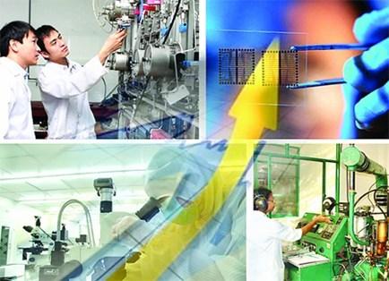 doanh nghiệp vừa và nhỏ không có khả năng đầu tư khoa học công nghệ