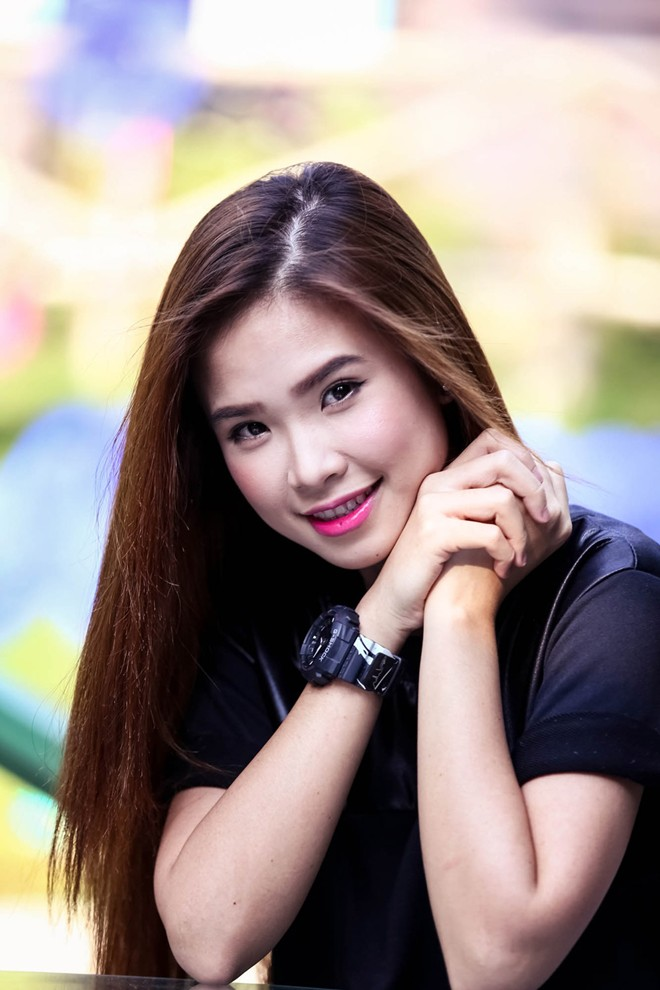 Sau 5 năm không ngừng nỗ lực và có mẹ bên cạnh, cô đã mua được một căn nhỏ riêng tại quận Tân Bình, TP.HCM