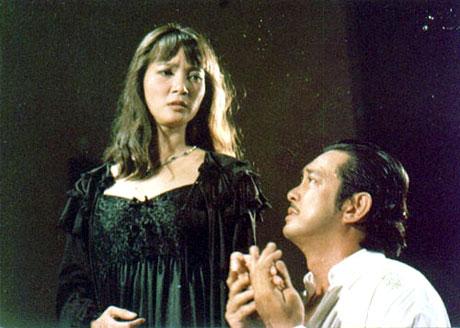 Chánh Tín- Lê Khanh đóng phim kinh dị